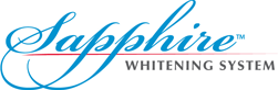 sapphire whitening system